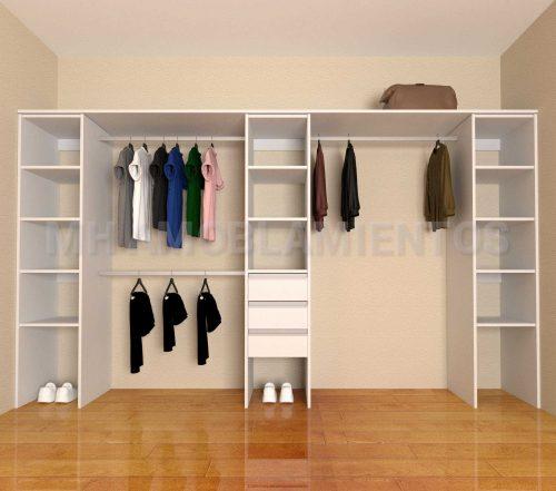 Interiores y Vestidores – MH Amoblamientos