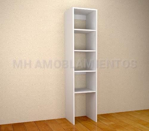 Columna 40B Blanco ABS