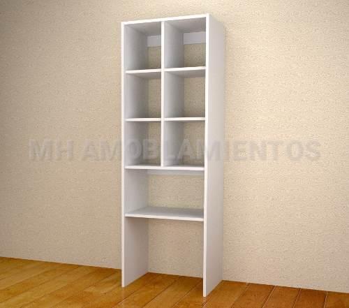 Columna 60E Blanco ABS