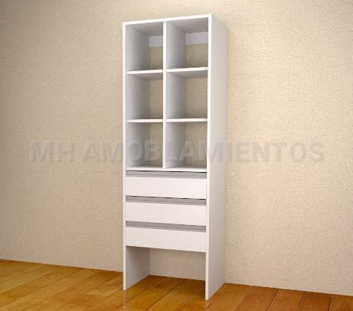Columna 60F Blanco ABS