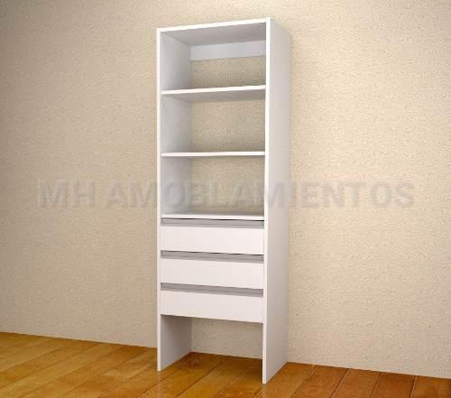 Columna 60D Blanco ABS